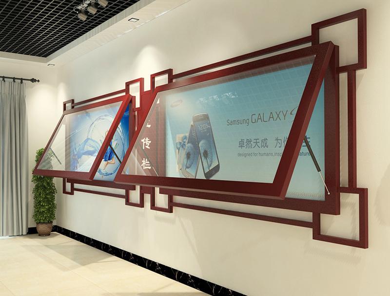 办公室锌钢万博manbetx客户端2.0广告牌